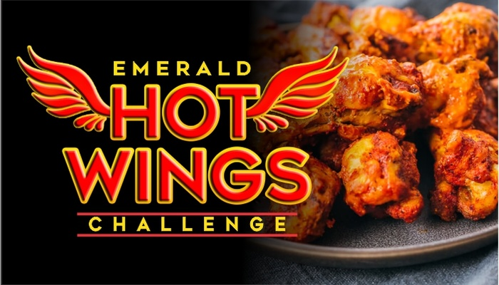 Emerald Hot Wings Challenge
