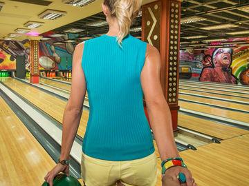 Ten pin bowling emerald casino mills slot machine decals